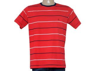 Camiseta Masculina Individual 304.22222.143 Vermelho - Tamanho Médio