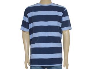 Camiseta Masculina Individual 304.22222.155 Azul/marinho - Tamanho Médio