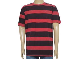 Camiseta Masculina Individual 304.22222.155 Vermelho/bordo - Tamanho Médio