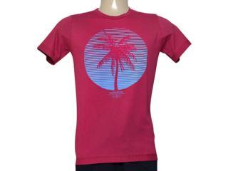 Camiseta Masculina Individual 304.22222.226 Cereja - Tamanho Médio