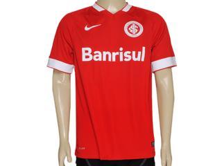 Camiseta Masculina Inter 619206-612 Sci ss Home Torcedor Vermelho/branco - Tamanho Médio