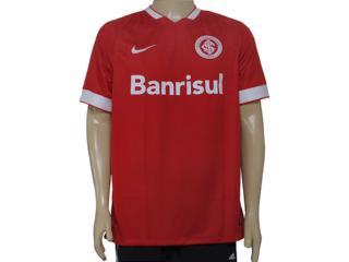 Camiseta Masculina Inter 619204-612 Sci Home N10 Torcedor Vermelho/branco - Tamanho Médio