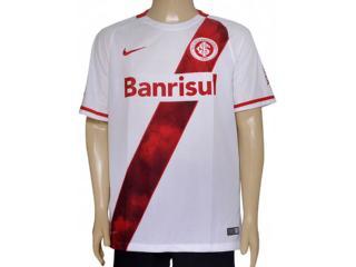 Camiseta Masculina Inter 658932-106 Sci Away Torcedor Branco/vermelho - Tamanho Médio