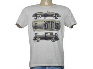 Camiseta Masculina Jab 01c004-30 Areia - Tamanho Médio