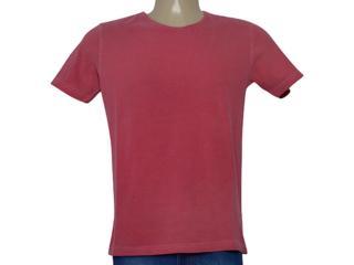 Camiseta Masculina King & Joe Ca09514 Vermelho - Tamanho Médio