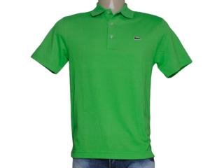 Camiseta Masculina Lacoste L1230 21 Verde - Tamanho Médio