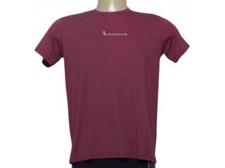 Camiseta Masculina Lupo 77053 001 5940 Vinho - Tamanho Médio
