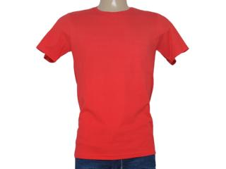 Camiseta Masculina M.officer 120006004 Cereja - Tamanho Médio