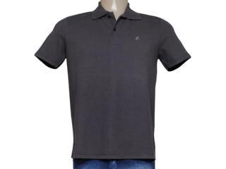 Camiseta Masculina Mineral 95002 Marrom - Tamanho Médio