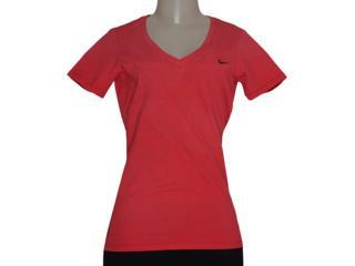 Camiseta Feminina Nike 547468-660 Vermelho - Tamanho Médio
