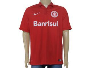 Camiseta Masculina Inter 658937-612 Sci Home N10 Torcedor  Vermelho/branco - Tamanho Médio