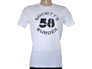 Camiseta Masculina Nike 715798-100 sb df Read Tee  Branco - Tamanho Médio