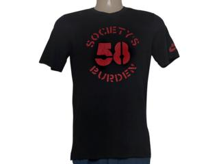 Camiseta Masculina Nike 715798-010 sb Read Tee  Preto - Tamanho Médio