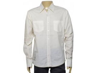 Camiseta Masculina Puramania Fmel0003 Bege - Tamanho Médio