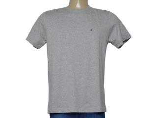 Camiseta Masculina Tommy Thmw0mw04985 Mescla - Tamanho Médio