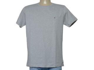 Camiseta Masculina Tommy Thmw0mw01073 Mescla - Tamanho Médio