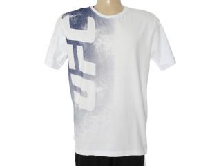 Camiseta Masculina Ufc Ufv13tsh003 Branco - Tamanho Médio
