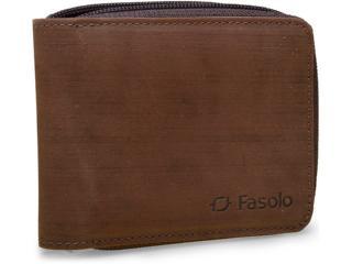 Carteira Masculina Fasolo K452067 009 Chocolate - Tamanho Médio