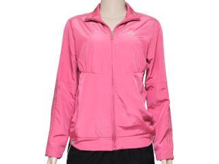 Casaco Feminino Adidas 607522-01 Cinza/rosa - Tamanho Médio