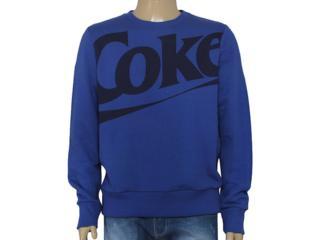 Casaco Masculino Coca-cola Clothing 413200153 Azul - Tamanho Médio