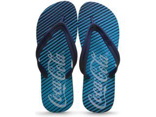 Chinelo Masculino Coca-cola Shoes Ccl2238 Marinho - Tamanho Médio