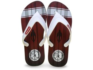7a828fa76 Chinelo Masculino Grendene 11060 Mormaii Tropical Azul/branco/bordo