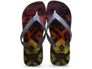 e6d6b6bb6 Chinelo Havaianas SURF Pretocinza Chumbo Comprar na Loja...