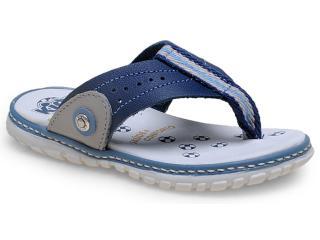 4c84fe9993 Chinelo Masc Infantil Kidy 06901809224 Marinho cinza azul