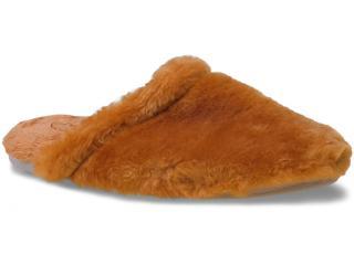 Chinelo Feminino Leffa 770 Caramelo - Tamanho Médio