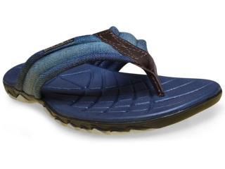 Chinelo Masculino West Coast 121412/1 Jeans - Tamanho Médio