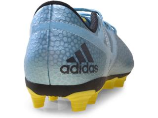2c758b675ecf5 Chuteira Adidas B23944 MESSI 15.4 FX Azul...