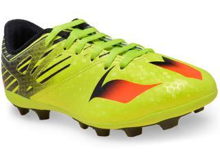 Chuteira Masc Infantil Adidas S74699 Messi 15.4 Fxg jr Limão preto. 12x de R   ... 4c33a2fd7217c