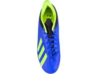 sale retailer 03e74 72282 Chuteira Adidas DA9336 X18.4 FG Azullimão Comprar na.