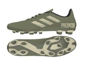 Chuteira Masculina Adidas Ef8211 Predator 19 4 fg Verde - Tamanho Médio