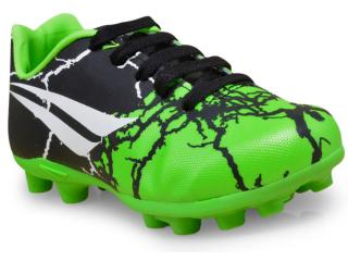 Chuteira Masc Infantil Penalty 2161065053 k Soccer rx Vii Limão preto be935ecc0b241