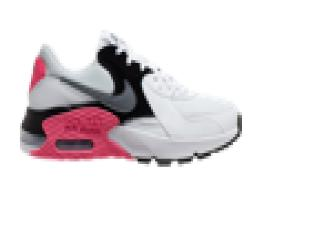 Tênis Feminino Nike Cd5432-100 Air Max Excee Branco/rosa - Tamanho Médio