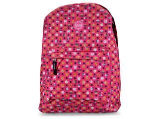 Mochila Fem Infantil Lavit Cr8132 Pink - Tamanho Médio