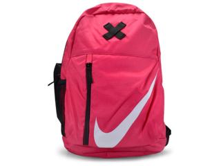 c4429b737 Mochila Nike BA5405-622 Pinkpreto Comprar na Loja online...