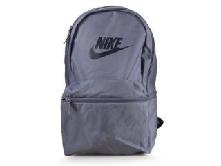 Mochila Unisex Nike Ba5749-050 Heritage Bkpk Grafite - Tamanho Médio