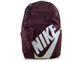 c09ad097d1 Mochila Unisex Nike Ba5381-652 nk Elmntl Bkpk Vinho/preto