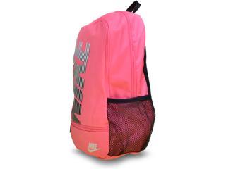 f19c7efd8 Mochila Nike BA4863-627 Pinkpreto Comprar na Loja online...