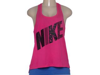Regata Feminina Nike 678966-616 Prep Tank-mixed  Pink - Tamanho Médio