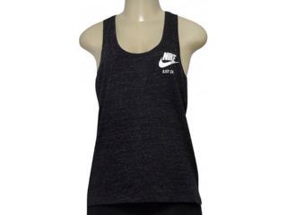 Regata Feminina Nike 883735-010 Nsw Gym Vntg Preto - Tamanho Médio