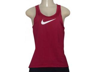 Regata Feminina Nike 725489-620 Pro Cool  Vinho - Tamanho Médio
