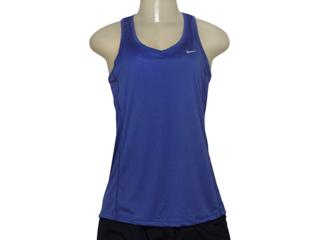 Regata Feminina Nike 686880-508 Miler Roxo - Tamanho Médio