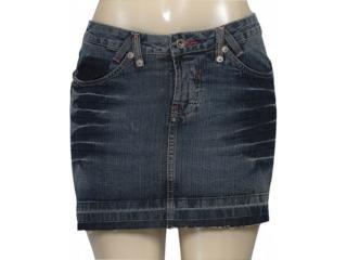 Saia Feminina Latreille 03681 Jeans - Tamanho Médio