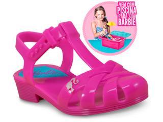 f0668abd1 Sandália Grendene 21600 BARBIE SAND Pink Comprar na Loja...