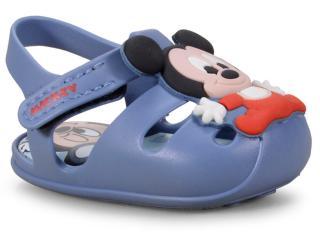Sandália Masc Infantil Grendene 21932 50528 Disney Sweet Dreams Azul - Tamanho Médio