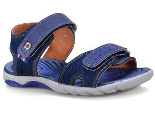 Sandália Masc Infantil Kidy 02104612730 Azul/marinho/royal - Tamanho Médio