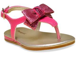Sandália Feminina Pampili 298.097 Pink - Tamanho Médio